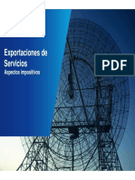 Exportacion de Servicios - Kpmg