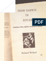From Darwin to Hitler Evolutionary Ethics Eugenics and Racism in Germany (1)
