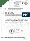 Informe de la brigada de información de la Policía Nacional