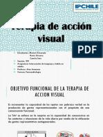 Terapia de acción visual final.ppt
