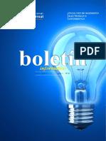 Boletin_informativo_5 de la Facultad de Ingenieria Electronica de la Universidad Federico Villarreal - Peru