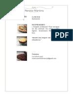Orçamento Fotografia de Gastronomia