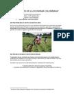 Sectores de La Economia Colombiana