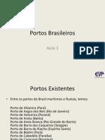 Portos Brasileiros - Aula 1