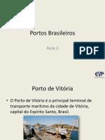 Portos Brasileiros - Aula 2