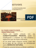 el poder de la constitucion