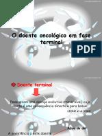O doente oncológico em fase terminal-97slides