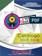 Catalogo - PubliStation - 2018-2019