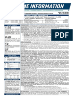 09.19.18 Game Notes