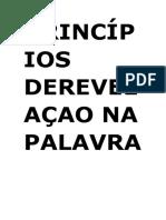 Revelacoes de Pincipios