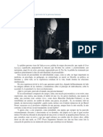 Jean Rostand – Presente y Porvenir de La Persona Humana