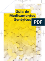 Guia de Medicamentos Genéricos