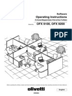 Olivetti Printer Manual