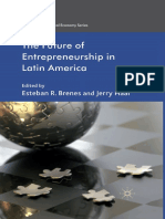 (International Political Economy Series) Esteban R. Brenes, Jerry Haar (Eds.)-The Future of Entrepreneurship in Latin America-Palgrave Macmillan UK (2012)