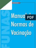 Manual de Normas de Vacinacao - Funasa