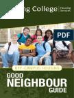 Good Neighbourhood Guide 2018