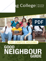 Good Neighbourhood Guide 2018