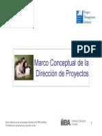 1. Marco Conceptual de la Dirección del Proyecto.pdf