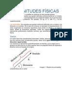 Magnitudes Físicas Vectores Impreso