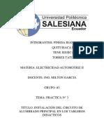 Practica 3 de Electricidad 2