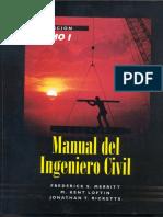 240717336 196510878 Manual Del Ingeniero Civil I PDF
