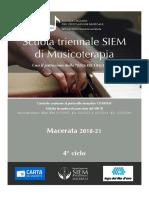 Brochure Musicoterapia
