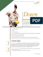 Down the Drain - Activity