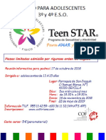 Curso Teen Stard