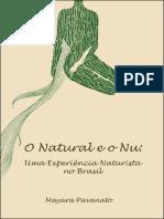 Mayara Pavanato - O Natural e o Nu