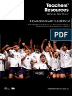 Manganiyar Classroom - Teacher Resources