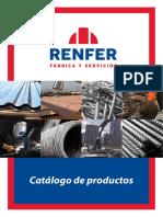 Catalogo Productos Renfer MALLA GALVANIZADA