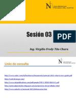 Sesion 03