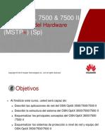 03- OptiX OSN 3500, 7500 & 7500 2 (Packet) Hardware Description (sp).pdf