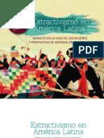 Extractivismo en America Latina