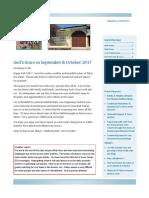 newsletter sept oct 2017