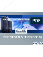 PHX Green Business Forum - Capital Review Group