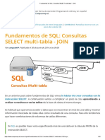 Fundamentos de SQL_ Consultas SELECT Multi-tabla - JOIN