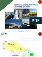 Alternativas de Transporte Del Gas Natural a Través Del Gnl y Gnc