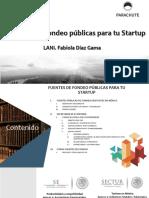 Fuentes de Fondeo Públicas 2018 (1)
