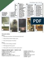 Natural Disasters Vocabulary Worksheet