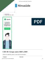 CID 10 Grupo entre D65 e D69 - Pesquisa CID.pdf