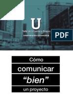 Como comunicar un proyecto