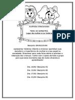 Acolhidas direcionadas.doc