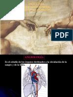 Presentación Angiología. Corazón I