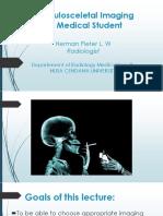 Musculosceletal Imaging.pptx