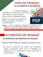Accidentes en El Trabajo