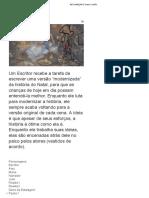 RECOMEÇAR _ Teatro Cristão