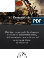 El Romanticismo 1M