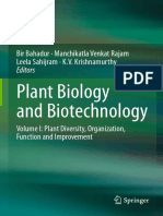 Bir Bahadur, Manchikatla Venkat Rajam, Leela Sahijram, K.v. Krishnamurthy (Eds.)-Plant Biology and Biotechnology_ Volume I_ Plant Diversity, Organization, Function and Improvement-Springer India (2015