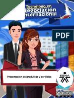 Material Presentacion de Productos y Servicios